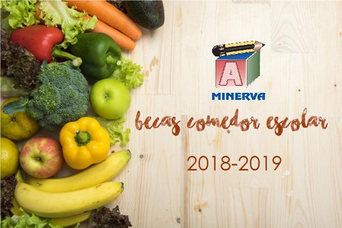 Ayudas de comedor escolar 2018-2019 | CEI Minerva - Paterna